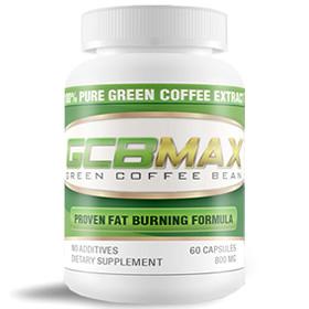 Confezione di GCB Max (Green Coffee Bean)