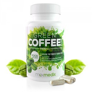 Confezione di Green Coffee Puro 7000mg