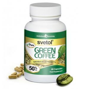 Confezione di Green Coffee Svetol®